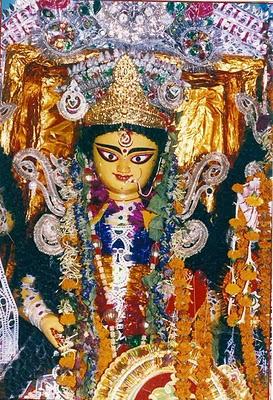 Dorjipara Dawn Bari Durga Puja