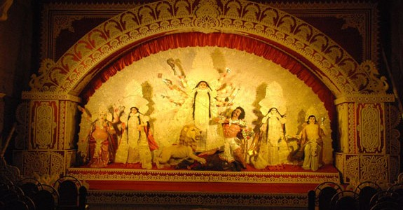 Famous Durga Puja in Pune
