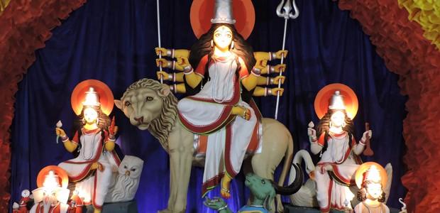 Bosepukur Sitala Mandir